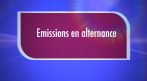 Emission en alternance