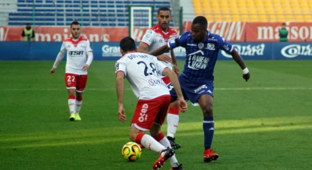 Canal 32 - Troyes-Valenciennes (4-2) : le diaporama photos