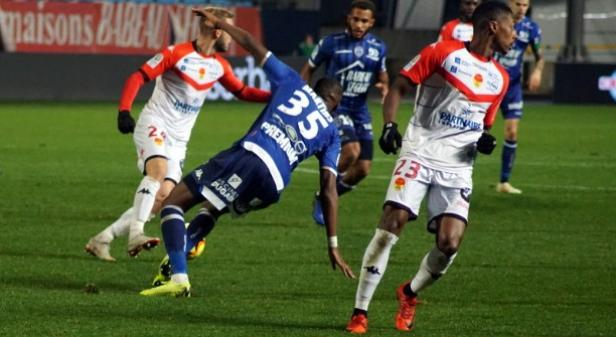 Canal 32 - L2/ Estac-Orléans (3-2) : DIAPORAMA PHOTOS