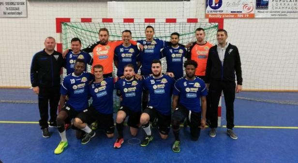 Canal 32 - Handball : Romilly devrait se maintenir en Nationale 3