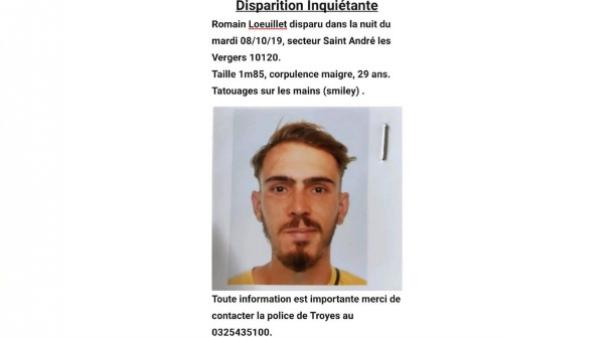 Canal 32 - Saint-André-les-Vergers : Romain, une disparition inquiétante
