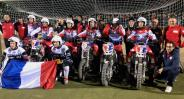 Motoball : le Suma Troyes Champion de France