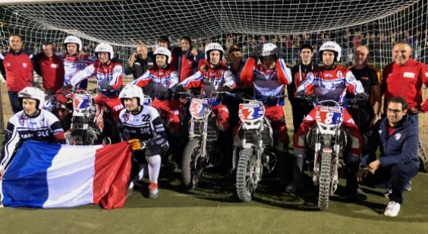 Canal 32 - Motoball : le Suma Troyes Champion de France