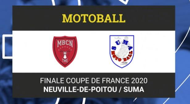 Canal 32 - Motoball : finale de la coupe de France EN DIRECT