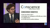 Business Club de France des Entrepreneurs - Conscience Robotics