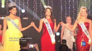 Miss Champagne-Ardenne couronnée à Troyes. Reportage Complet.
