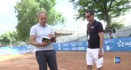 Tennis : Yan Kuszak, un juge-arbitre international à Troyes