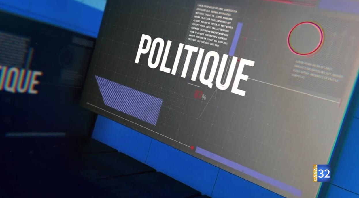 Image de la chaîne éphémère Elections départementales et régionales de Canal 32.