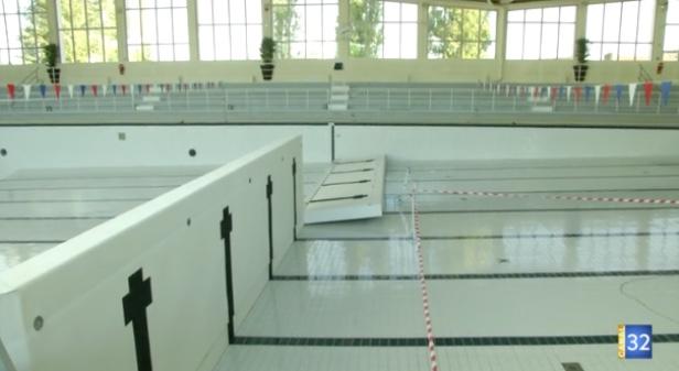 R ouverture de la piscine des chartreux ce vendredi canal32 for Piscine des chartreux