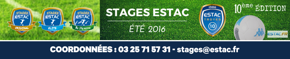 Stages ESTAC