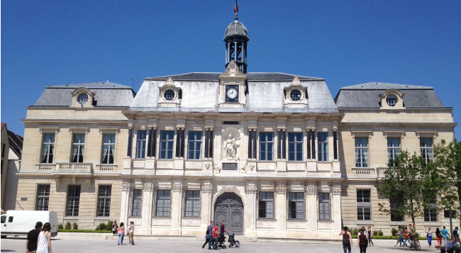Troyes les d l gations des adjoints au maire canal32 - Grille indiciaire adjoint du patrimoine ...
