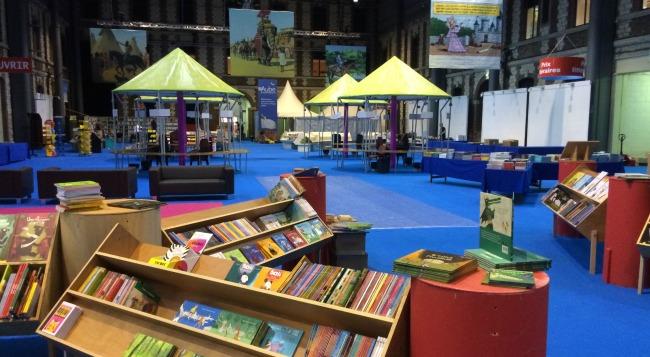Salon du livre pour la jeunesse j 1 canal32 - Salon du livre troyes ...