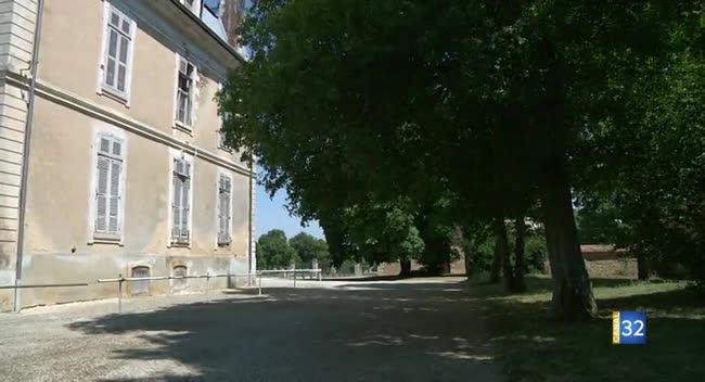 Canal 32 - À 22 ans, il s'offre le Château de Vaux
