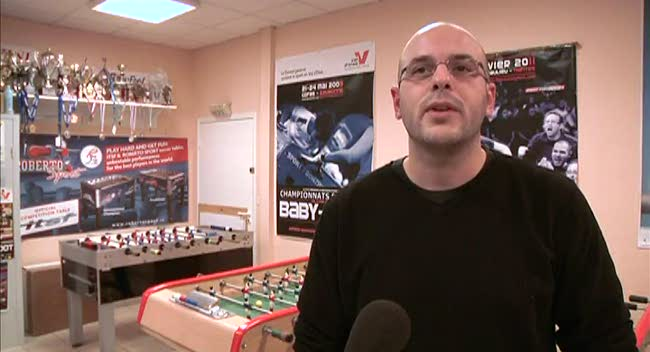 Canal 32 - Baby Foot professionnel