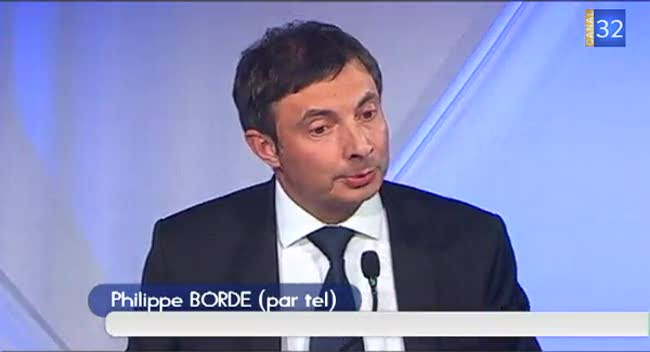 Canal 32 - Bar-sur-Aube : Philippe Borde succède à René gaudot