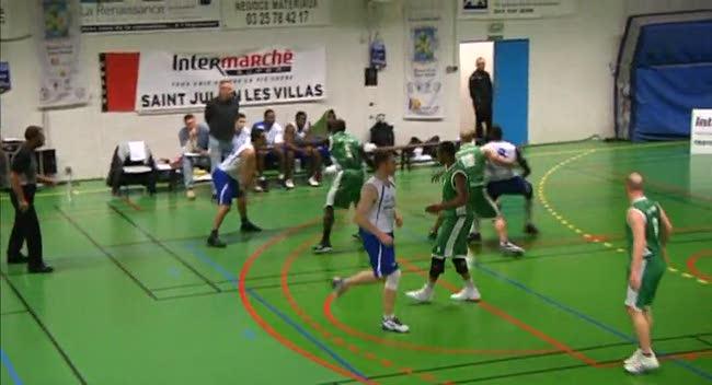 Canal 32 - Basket BCSA Sceaux