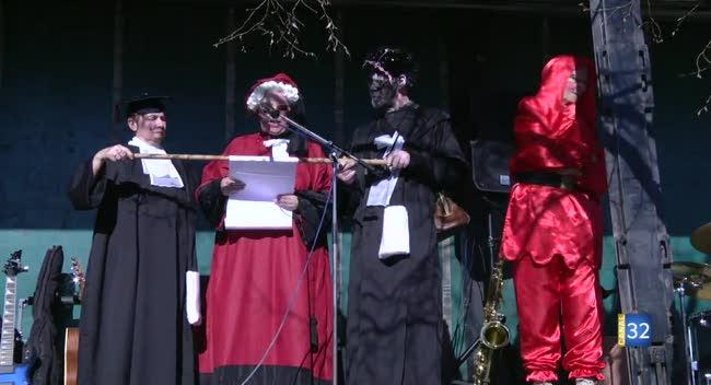Canal 32 - Carnaval de Creney : une tradition au coeur des festivités