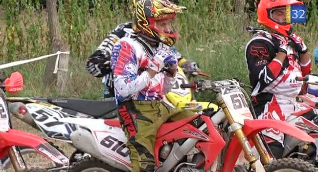 Canal 32 - Championnats de Champagne-Ardenne de motocross