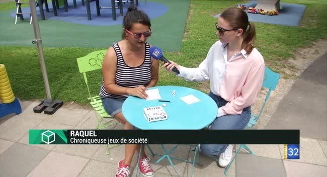 Canal 32 - Chronique jeux de société : Raquel présente Détrak