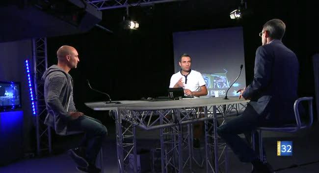 Canal 32 - Club Estac avec Jean-Louis Garcia (2ème partie)
