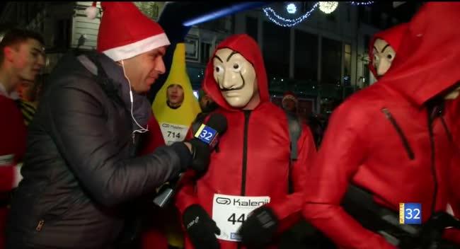 Canal 32 - Corrida de Noël : une