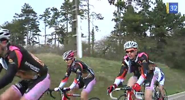 Canal 32 - Cyclisme : le prix de St Lyé