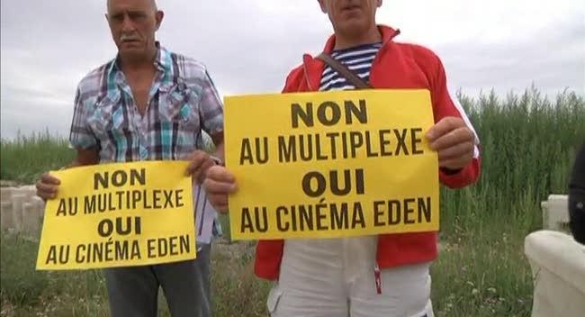 Canal 32 - Des opposants au multiplexe