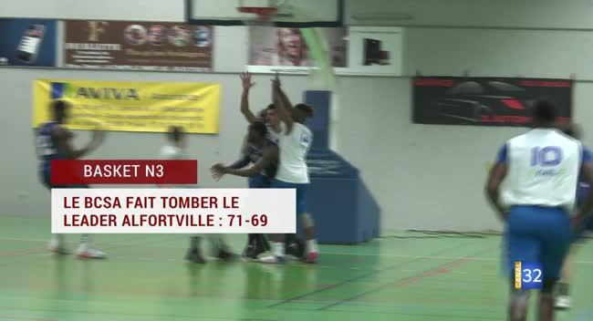 Canal 32 - Dimanche sports du 19 Janvier
