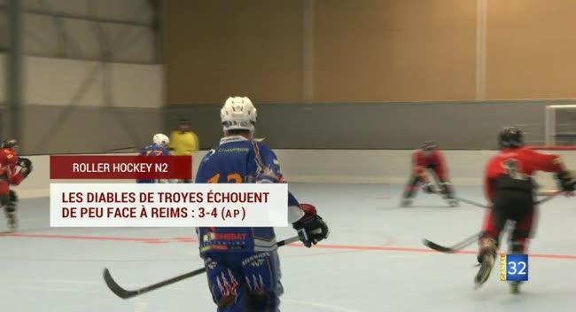 Canal 32 - Dimanche sports du 8 Janvier
