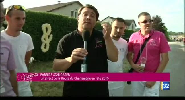 Canal 32 - EN DIRECT DE LA ROUTE DU CHAMPAGNE 2015 : UN DERNIER REGARD
