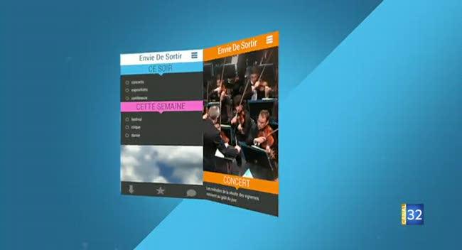 Canal 32 - Envie de sortir - Roses orientales et concert à Vendeuvre