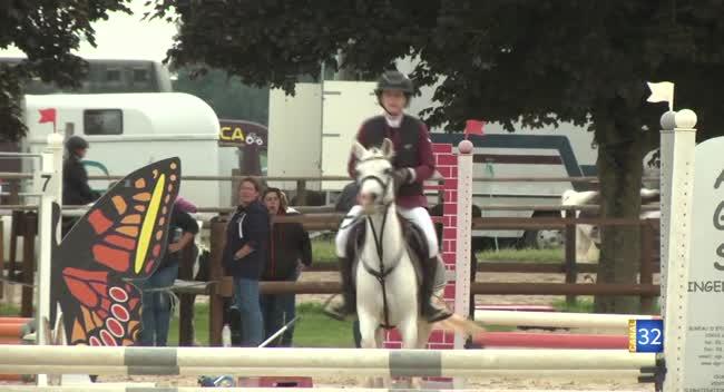 Canal 32 - Equitation : Le centre équestre de Menois prépare activement les Championnats de France