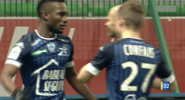Canal 32 - Football L2, Les instants live d'Estac - Le Havre avec Sébastien Dallet et David Mutel