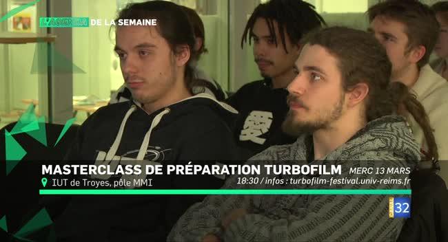 Canal 32 - Génération Y : l'agenda de la semaine