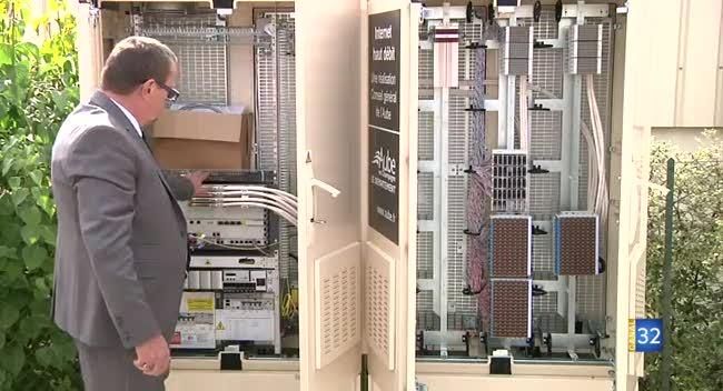 Canal 32 - Internet en milieu rural : connexion établie