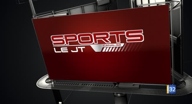 Canal 32 - Journal des sports du 13 janvier