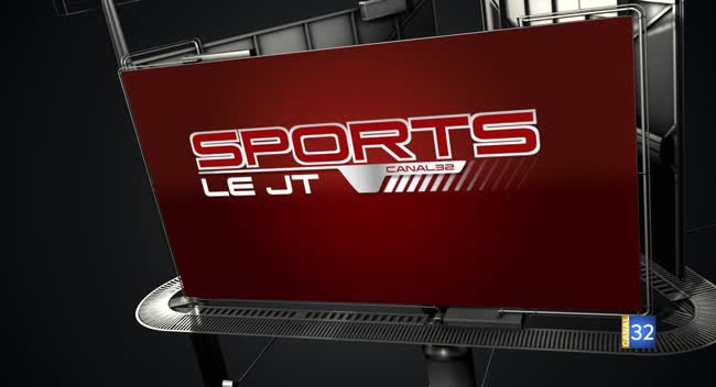 Canal 32 - Journal des sports du 9 septembre