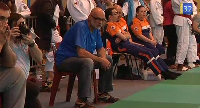 Canal 32 - Judo: le savoir faire de Didier Charles