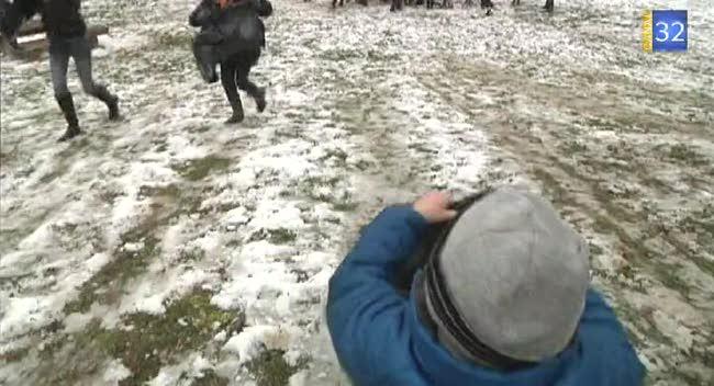 Canal 32 - La neige un jeu d'enfant