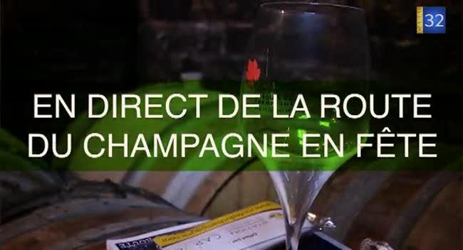 Canal 32 - La Route du Champagne en fête