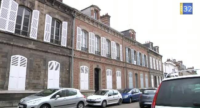 Canal 32 - La rue de la paix à Troyes