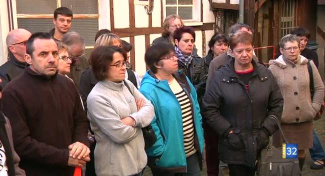 Canal 32 - La Sirc liquidée : 88 salariés sur le carreau