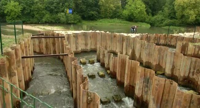 Canal 32 - Le Grenelle impose une passe à poissons