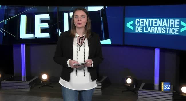 Canal 32 - Le JT spécial centenaire de l'armistice