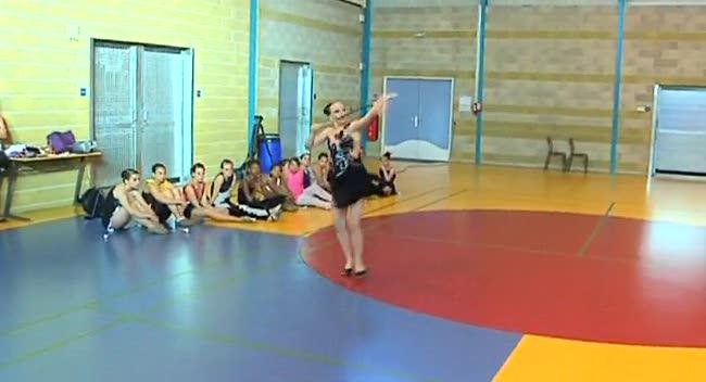 Canal 32 - Les auboises championnes du twirling