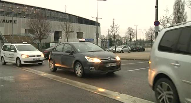 Canal 32 - Les taxis aubois en grève
