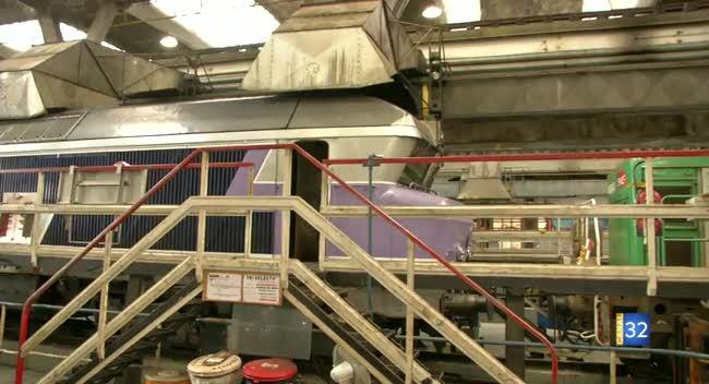 Canal 32 - Ligne 4: des locomotives remises sur les rails