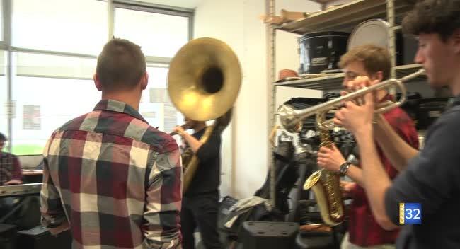 Canal 32 - L'Instant Étudiant : le concert Uni'Son, c'est samedi !