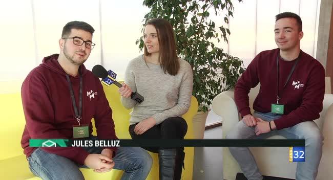 Canal 32 - L'Instant étudiant : les 24h du web avec les étudiants en MMI (IUT Troyes)