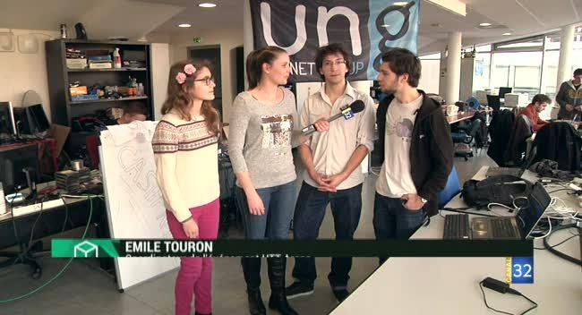 Canal 32 - L'Instant étudiant : l'UTT Arena au festival des jeux